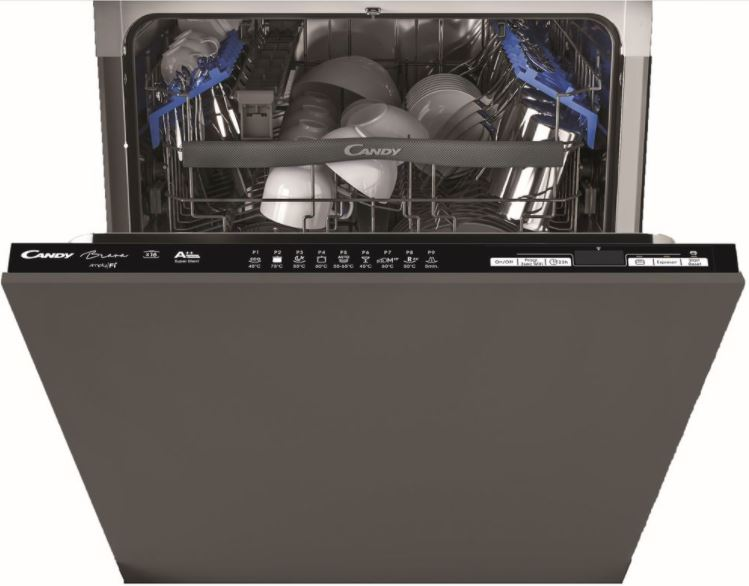 Candy CDIN2D620PB80 Integrated Dishwasher