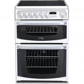 Hotpoint CH60EKWS Double Oven