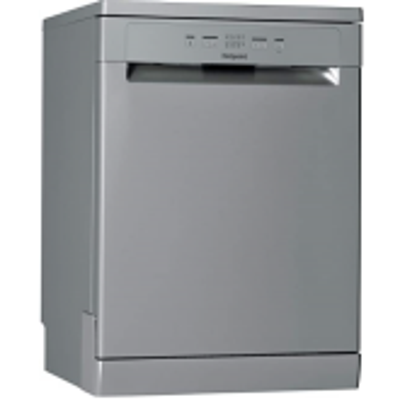 Hotpoint HFC2B19XUKN Full Size, 13 Place Dishwasher, Inox