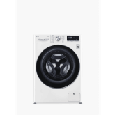 LG FWV796WTS Wifi Connected 9Kg / 6Kg Washer Dryer With 1400 Rpm - White - A Rated