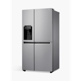 LG GSL761PZXV American Fridge Freezer - Stainless Steel - A+ Rated