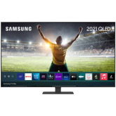 "Samsung QE55Q80AA 55"" QLED 4K Ultra HD TV"