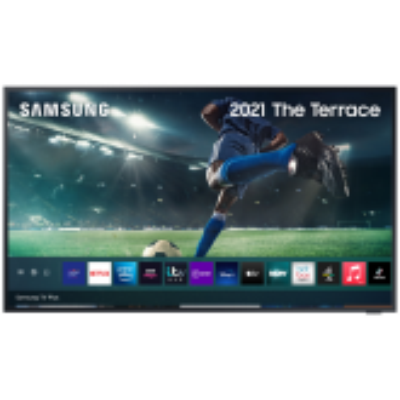 "Samsung `The Terrace` QE65LST7TCUXXU 65"" QLED Outdoor Smart TV"