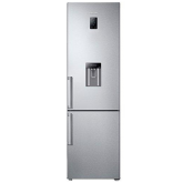 Samsung RB37J5920SL Fridge Freezer With Space Max Tech