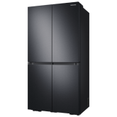 Samsung RF65A967FB1 French Style 4 Door Fridge Freezer - Black