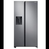 Samsung RS65R5401M9 American Style Fridge Freezer - Matte Silver