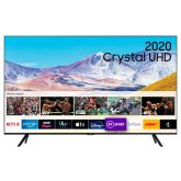 Samsung UE82TU8000KXXU Crystal Display,Smart TV By Tizen, Multiple Voice Assistants, Mobile View, Sm