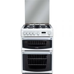 Hotpoint CH60GCIW Cannon By Hotpoint 60Cm Gas Cooker
