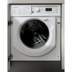Indesit BIWDIL861284 8Kg Wash 6Kg Dry Built-In Washer Dryer