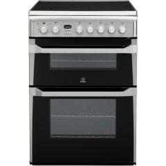Indesit ID60C2X 60Cm Double Oven