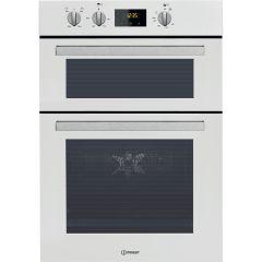 Indesit IDU6340WH B/U Double Oven