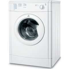 Indesit IDV75 Ecotime 7Kg Tumble Dryer In White