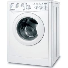 Indesit IWC71252WUKN 7kg 1200 Spin Washing Machine - White - A Energy Rated