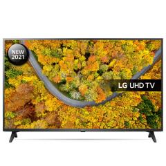 """LG 50UP75006LF 50"""" Smart 4K Ultra HD TV"""