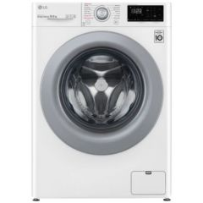 LG F4V310WSE 10.5Kg Washing Machine