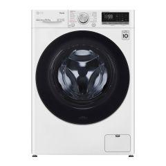 LG F4V510WSE Lg 10Kg 1400 Spin Washing Machine F4v
