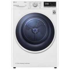 LG FDV309W 9Kg Tumble Dryer