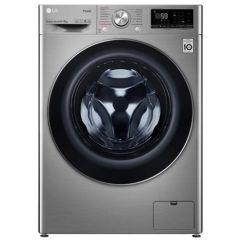 LG FWV796STSE Freestanding Washer Dryer, 9Kg Wash/6Kg Dry