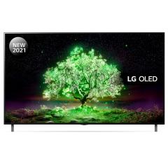 """LG OLED77A16LA 77"""" 4K Ultra HD OLED Smart TV"""