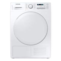 Samsung DV80TA020DW/EU Optimaldry™, Heat Pump Tumble Dryer, 8Kg