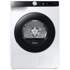 Samsung DV90T5240AE/S1 DV5000 Heat Pump Tumble Dryer, 9Kg