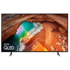 "Samsung QE49Q60RATXXU 49"" Smart, 4K, Quantum HDR, QLED TV"