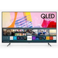 "QE55Q65TA 55"" QLED 4K Quantum HDR Smart TV With Tizen Os"