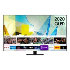 """Samsung QE55Q80TATXXU 55"""" QLED Smart TV"""