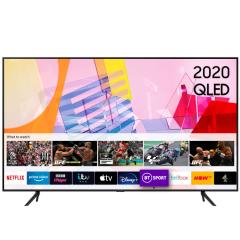 """Samsung QE65Q60TAUXXU 65"""" QLED Smart TV"""