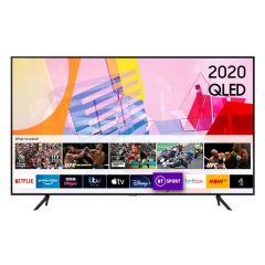 """Samsung QE85Q60TA 85"""" Smart 4K Ultra HD QLED TV"""
