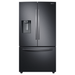 Samsung RF23R62E3B1 American Fridge Freezer - Black Stainless Steel