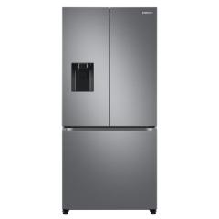 Samsung RF50A5202S9 American Fridge Freezer - Brushed Steel