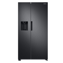 Samsung RS67A8810B1 Plumbed Ice + Water, Side By Side Refrigerator