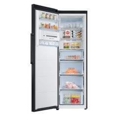 Samsung RZ32M7125BN Tall Freezer W/ Four Drawers Frost Free + Fast Freeze