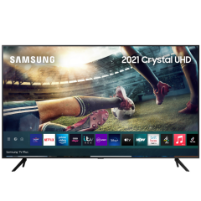"Samsung UE43AU7100 43"" 4K Ultra HD TV"
