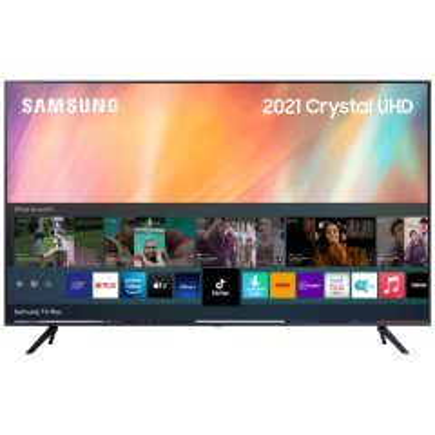 Samsung UE50AU7100 50`` 4K Ultra HD Smart TV