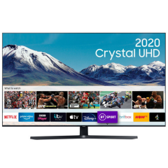 "Samsung UE55TU8500UXXU 55"" 4K UHD Smart TV"