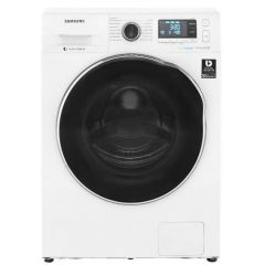 Samsung WD90J6A10AW Washer Dryer With Ecobubble, 9Kg