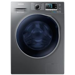Samsung WD90J6A10AX WD6000 Washer Dryer, ecobubble, 9kg