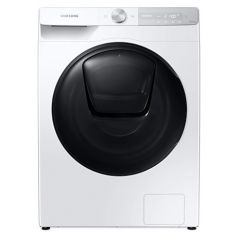 Samsung WW80T854DBH WW8500T Washing Machine, Ecobubble™, Quickdrive™, 8Kg 1400Rpm