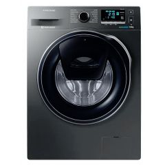 Samsung WW90K6410QX 9Kg Addwash Washing Machine, Ecobubble