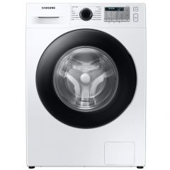 Samsung WW90TA046AH WW5000 Washing Machine, ecobubble, 9kg, 1400 Spin