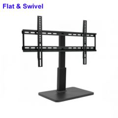 """Vivanco TS8060 Table Stand - Up To 65"""" TVs - Max Weight 45kg"""
