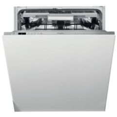 Whirlpool WIO3O33PLES Built In Full Size Dishwasher, 14 Place, A+++ Rated