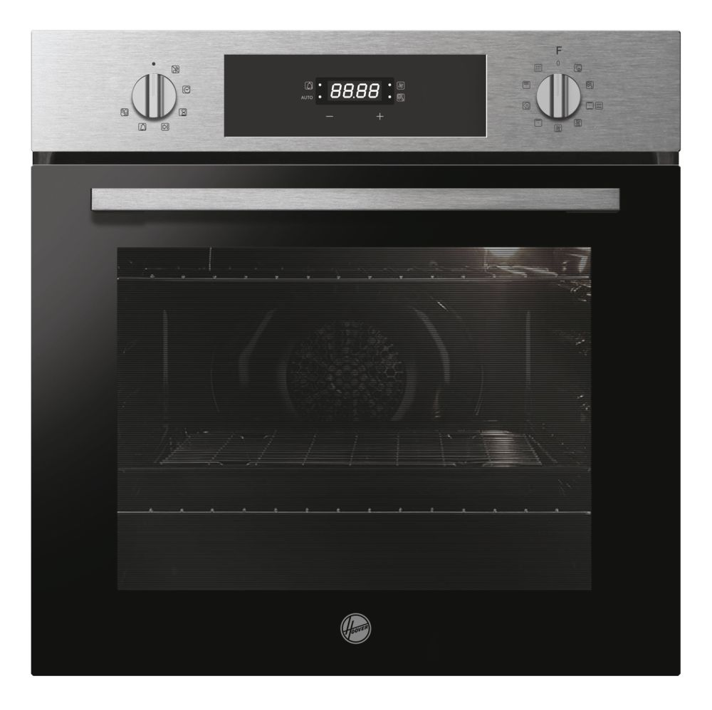 Image of Hoover HOC3B3558IN Built-In 68L, Pyrolytic, Multifunction Single Oven