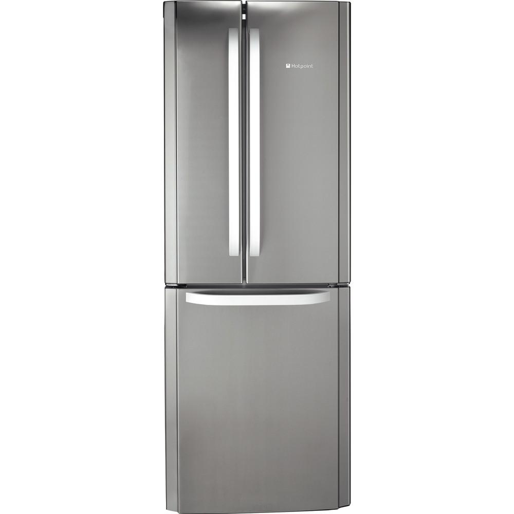 Image of Hotpoint FFU3D1X Fridge Freezer Frost Free 3 Door