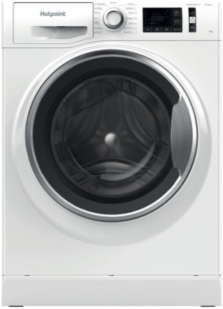 Image of HOTPOINT ActiveCare NM11 1044 WC A UK N 10 kg 1400 Spin Washing Machine - White, White