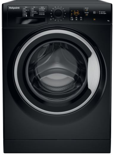 Image of Hotpoint NSWF743UBS 7Kg 1400Rpm Washing Machine