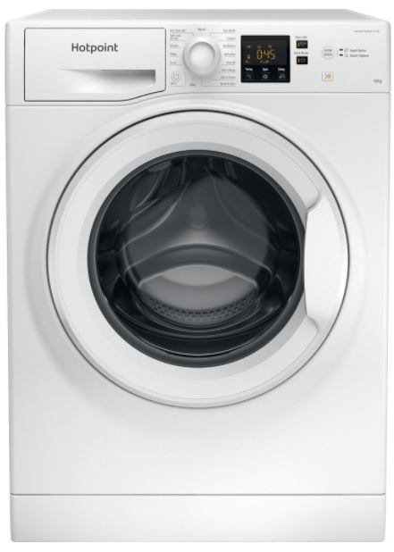 Image of Hotpoint NSWM1043CWUKN