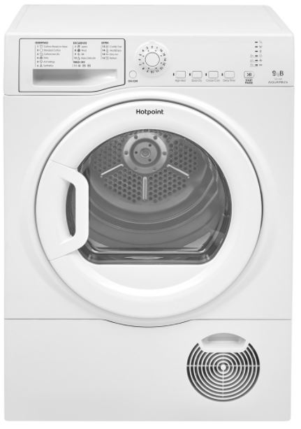 Image of Hotpoint TCFS83BGP9 8Kg Condenser Tumble Dryer